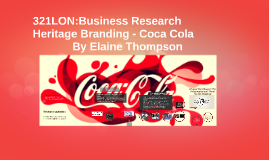 Hertiage Branding - Coca Cola