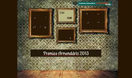 Premios Armendáriz 2013