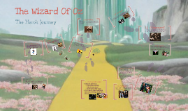 Copy of The Wizard Of Oz: Hero's Journey