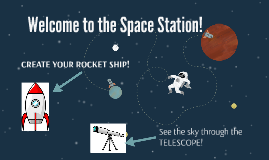 Welcome to the Space Station!