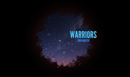 WARRIORS- Bluestar