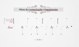 Plano de Comunicação e Engajamento