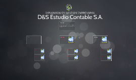 D&S Estudio Contable S.A.