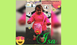 desarrollo cognitivo de la primera infancia