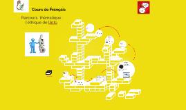 Cours de Français - 2a - 1er/bi