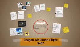 Copy of Colgan Air Crash Flight 3407