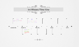 Art History Time Line