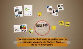 Cohabitation de l'industrie forestière avec la communauté Ma