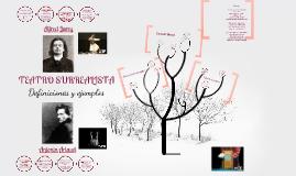 Copy of Teatro Surrealista