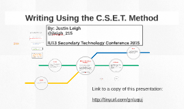 IU13 2015 C.S.E.T. Method