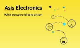 Copy of Public transport ticketing system