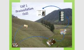 EAP 1-Presentation Skill W12