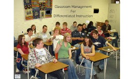 2.4 Differentiated Instruction in the Mixed Ability Classroom