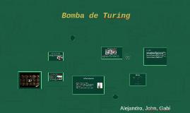 Bombe de Turing