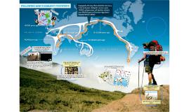 El nomadismo y el movimieto de los primeros humanos