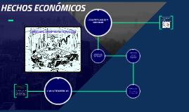 HECHOS ECONÓMICOS