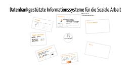 KUEI_SozialeArbeit Datenbanken I
