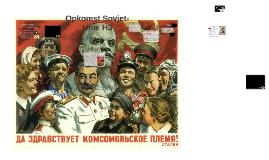 H3 Opkomst Sovjet-Unie