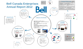 Copy of Bell Canada Enterprises