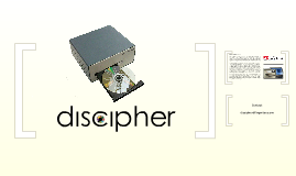 discipher