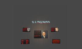 B. S. INGEMANN