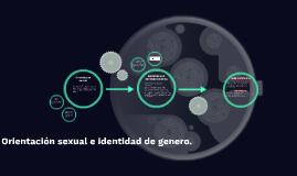 2.1 Orientación sexual e identidad de genero