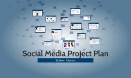 Copy of Social Media Project Plan