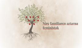 Copy of Nire familiaren aztarna feministak