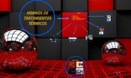 HORNOS DE TRATAMIENTOS TERMICOS