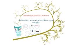 Malware/Spyware/Adware