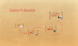 Teoria da Anomia