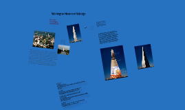 Washington Monument Redesign Project