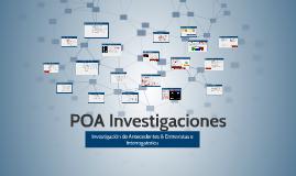 POA Investigaciones 4