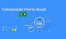 Voluntariado VItória-Brasil