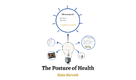 The Posture of Health