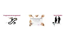 Copy of Social media & Programmacommunicatie