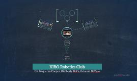 KIBO Robotics Club