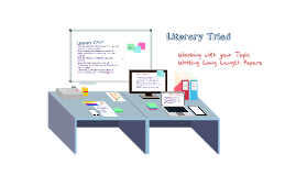Triad: Working with your topic