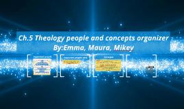 Ch.5 theology organizer