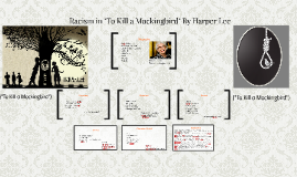 """Racism in """"To Kill a Mockingbird"""" By Harper Lee"""