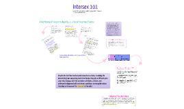 Intersex 101