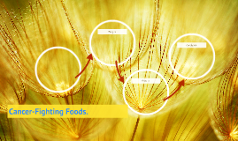 Cancer-Fighting Foods.