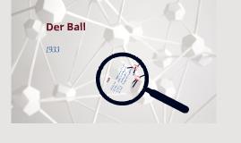 Der Ball (1933)