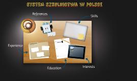 System szkolnictwa w Polsce