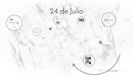 24 de Julio