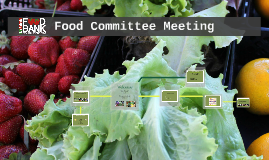 Food Committee Meeting March 3 2017