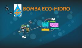 BOMBA ECO-HIDRO
