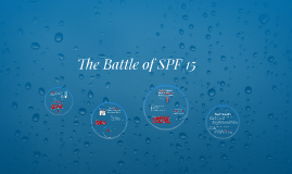 The Battle of SPF 15