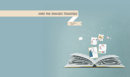 Apps for English Teachers