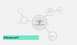 Atribuciones del IFT